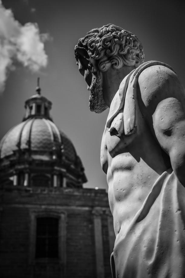 Piazza della Vergogna, Palermo