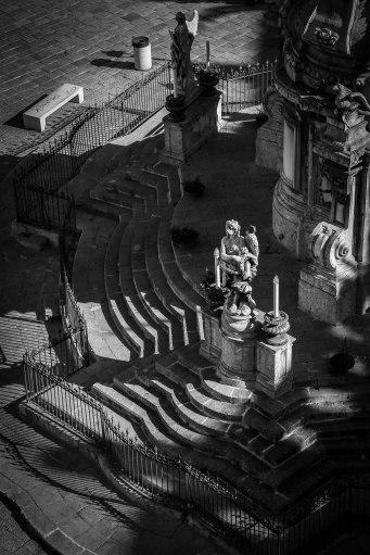Piazza S. Domenico, Palermo