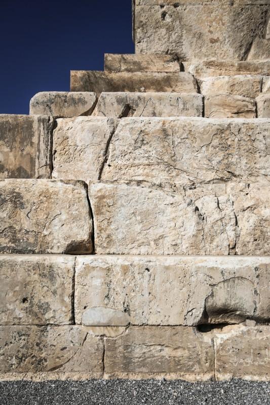 Pasargade - Tomba di Ciro il Grande