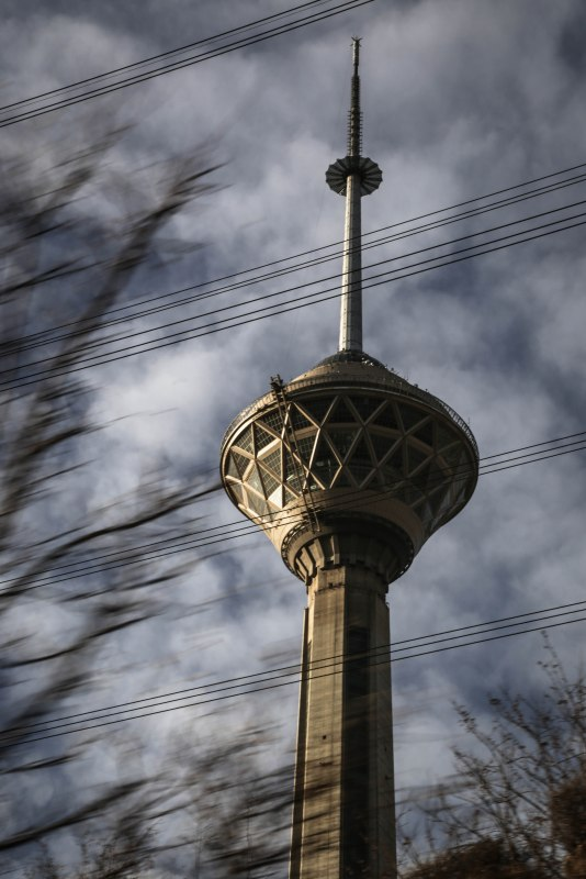 Tehran - Milad Tower