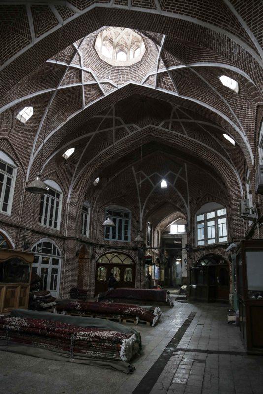Tabriz - Bazar
