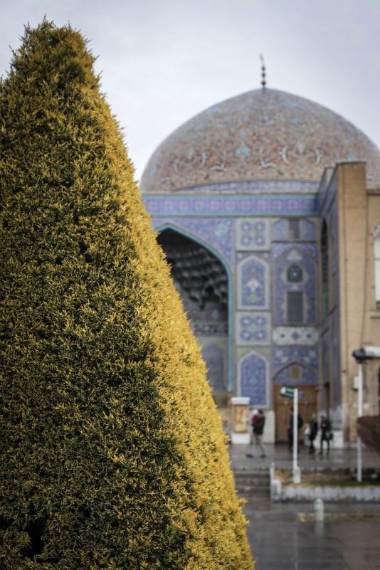 Esfahan - Moschea Sheikh Loftollah