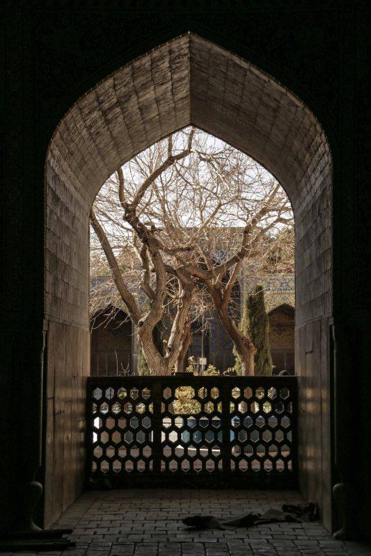 Esfahan - Moschea dello Scià