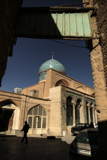 Esfahan - Moschea di Ali