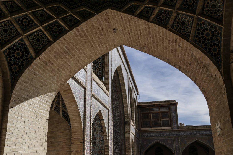 Shiraz - Moschea Nasir al-Mulk