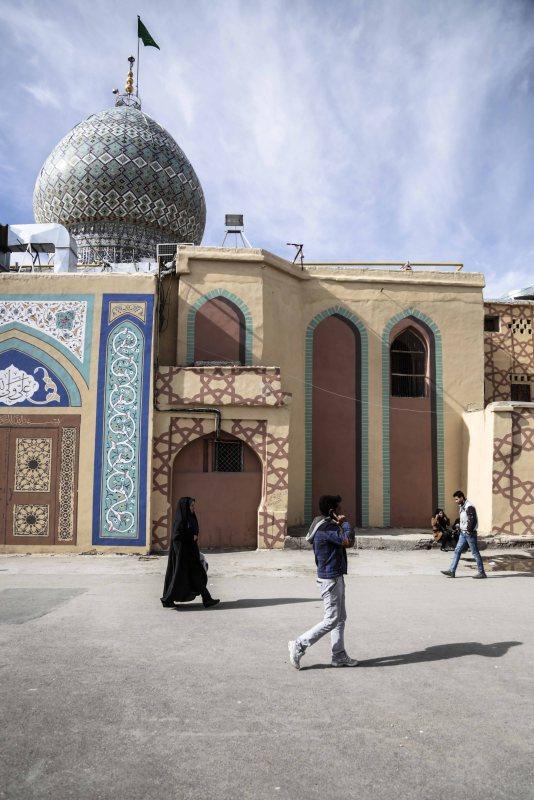 Shiraz - Moschea Shah Cheragh