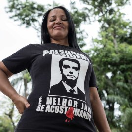 Eleccion day - Brasil 2018