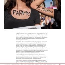 6.1-Vive, libere e senza debiti nell'Argentina di «Ni una menos»