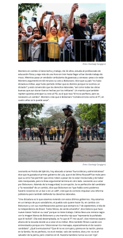 Tiempo1.2-.2019-11-11 El rojo de unos y el amarillo de otros pintan las calles de Río de Janeiro-2